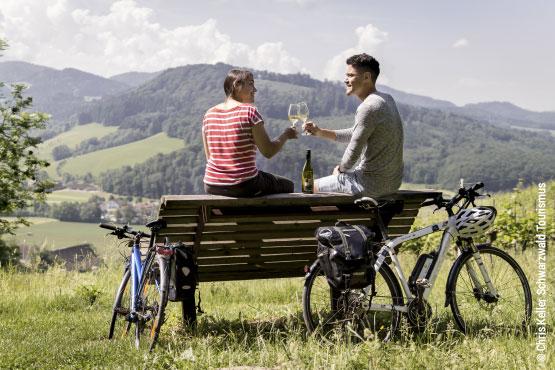 Gagnez deux nuitées dans la ville de Fribourg et deux nuitées dans la ville de Karlsruhe pour deux personnes.