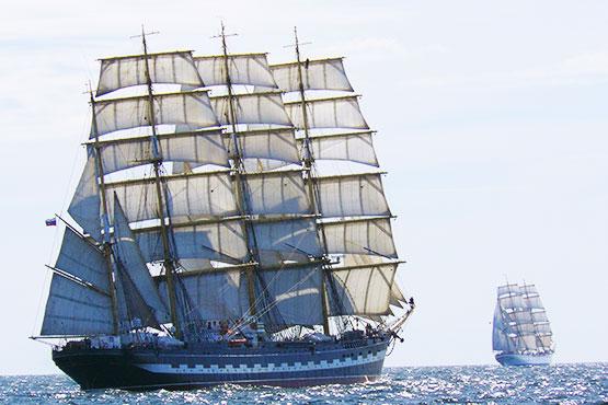 Armada 2019 in Rouen – 13. – 17 Juni 2019.