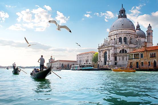 Entdecken Sie die Städteperlen Venedig, Verona, Bologna und Padua