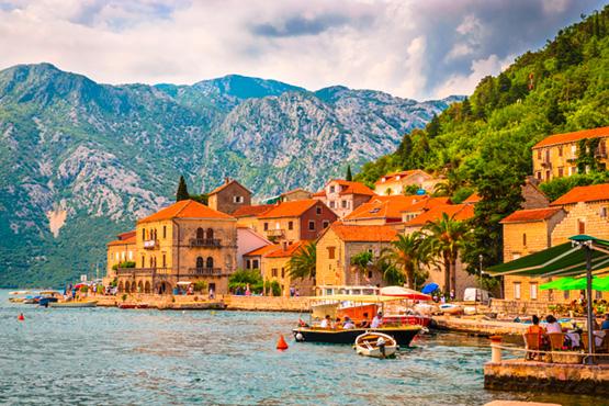 Veloreise «Montenegro»