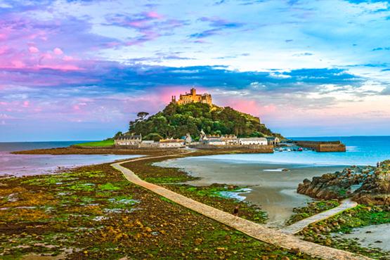 Veloreise «Cornwall»