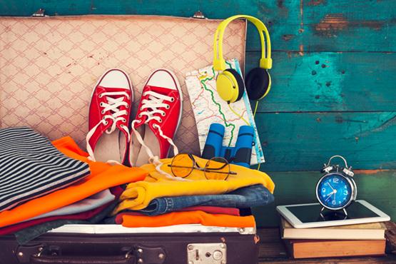 Ferien – Packliste