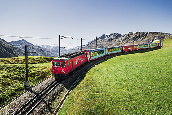Voyages en groupe - Glacier Express