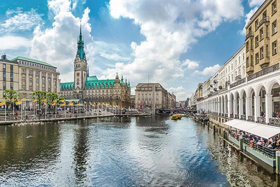 Hamburg – herrlich nordisch mit maritimem Flair.