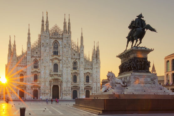 Gruppenreise Mailand